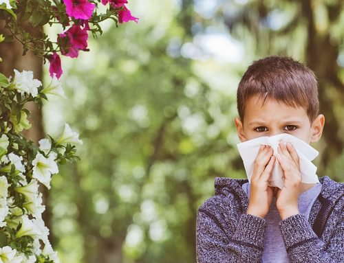 Common children's allergies you may face in childcare