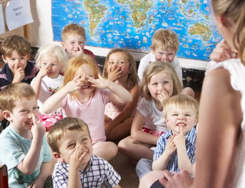 How to welcome new children to your childcare centre this New Year